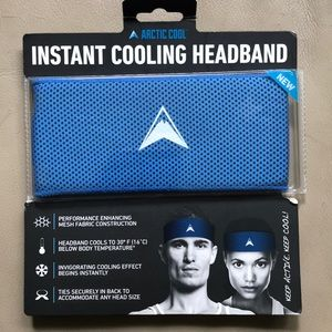 Instant Cooling Headband